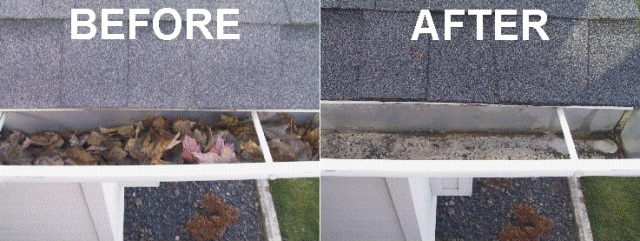 Great Suggestions To Employing A Rain Rain Gutter Cleaning
