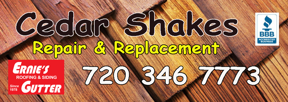 Cedar Shake Repair Replacement Roofing Siding Gutter