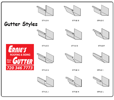Rain Gutters Roofing Siding Gutter Denver Co