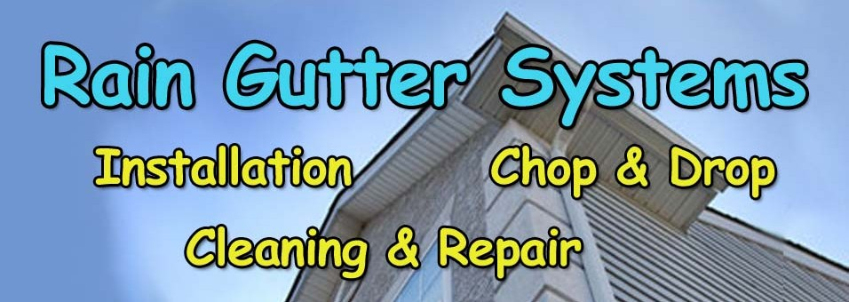 Types of Gutters | rain gutters