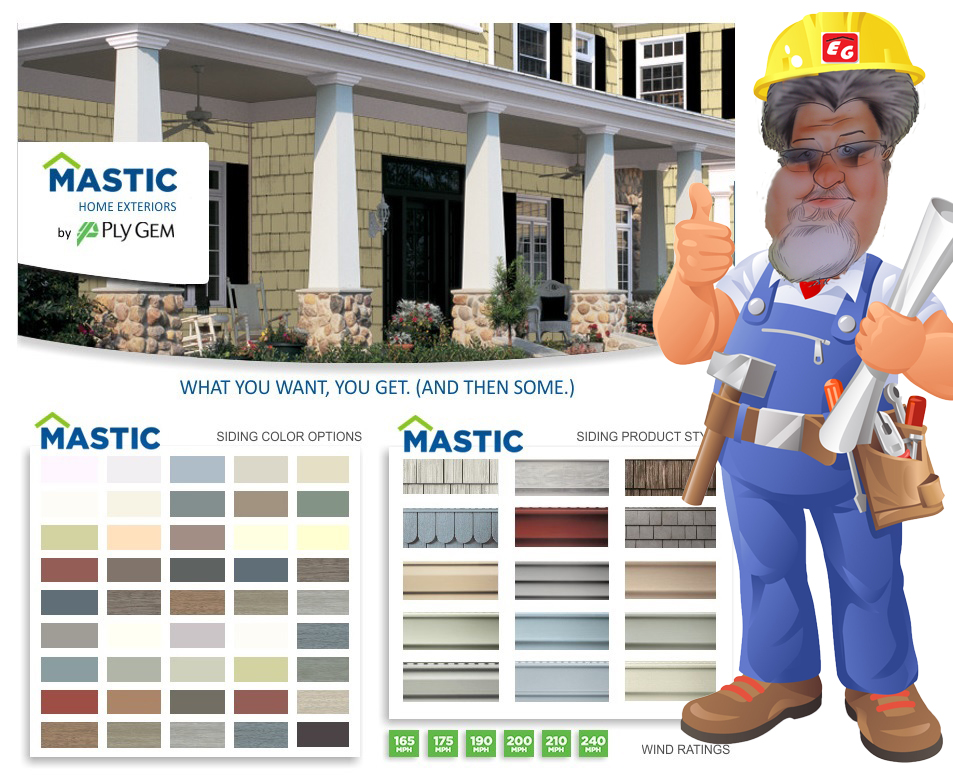 Mastic Siding Colors Roofing Siding Gutter Denver Co